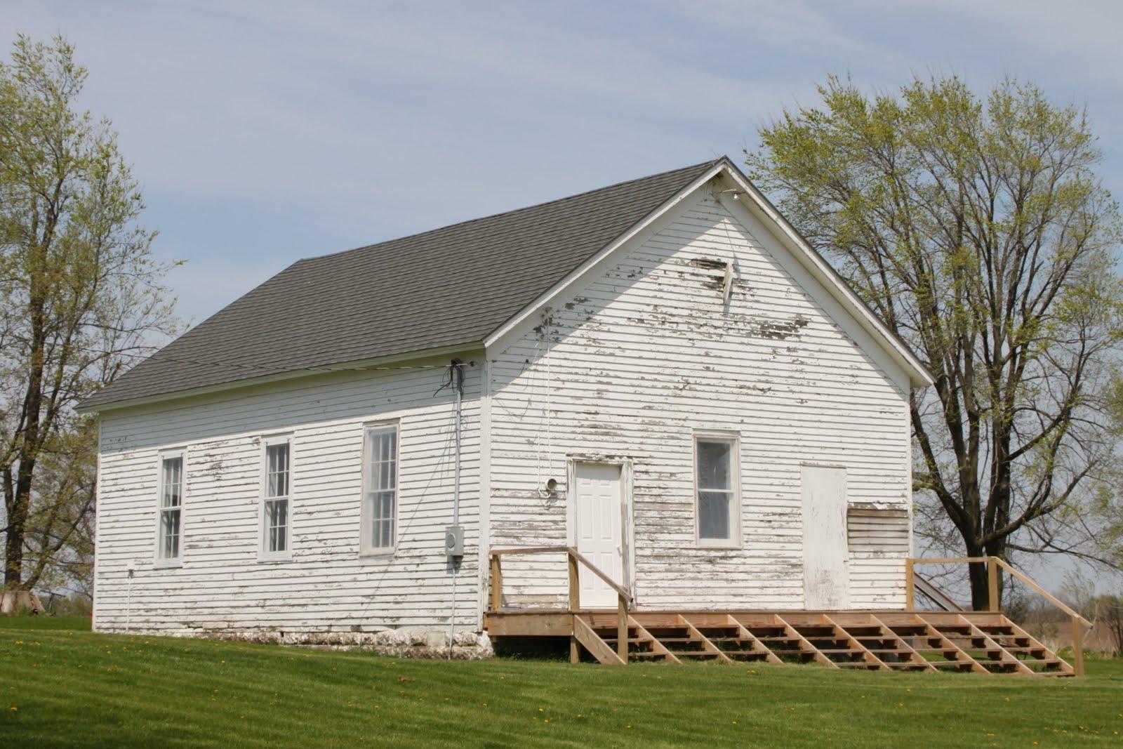 Iowa S One Room Schoolhouses Tama County