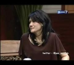 Christine Panjaitan Tobing Ketua HKBP Banten juga Baraya Ratu Atut Chosiyah