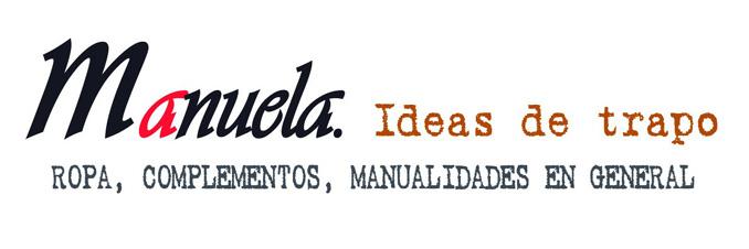 manuela. ideas de trapo