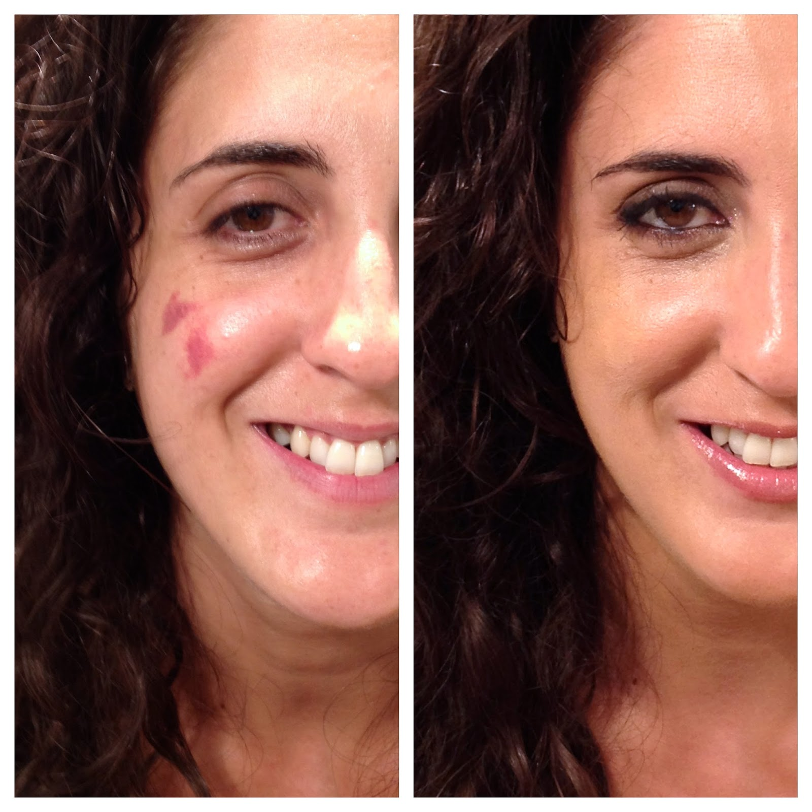Las revocaciones sobre las máscaras para la persona del la roshe a la pose