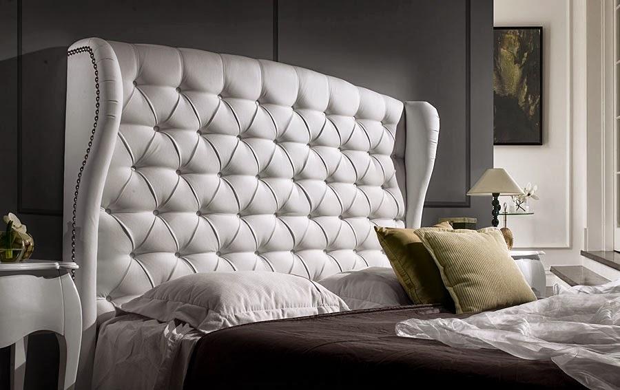 Becca decoraci n sagrario rodulfo cabeceros tapizados - Cabeceros de cama capitone ...