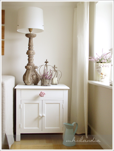 stara szafka - odnowiona / vintage cabinet renovation