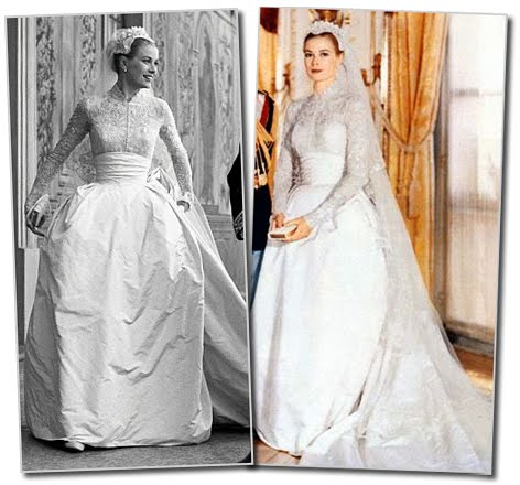 miss cosillass: grace kelly & pronovias & manuel mota