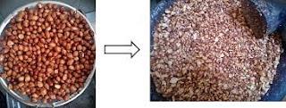 tumbuk kacang
