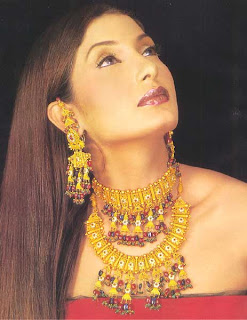 Pakistani Jewelry Design