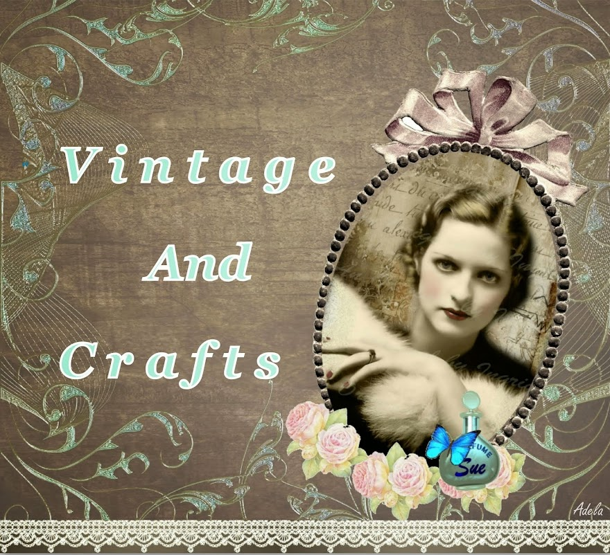 VINTAGE AND CRAFTS
