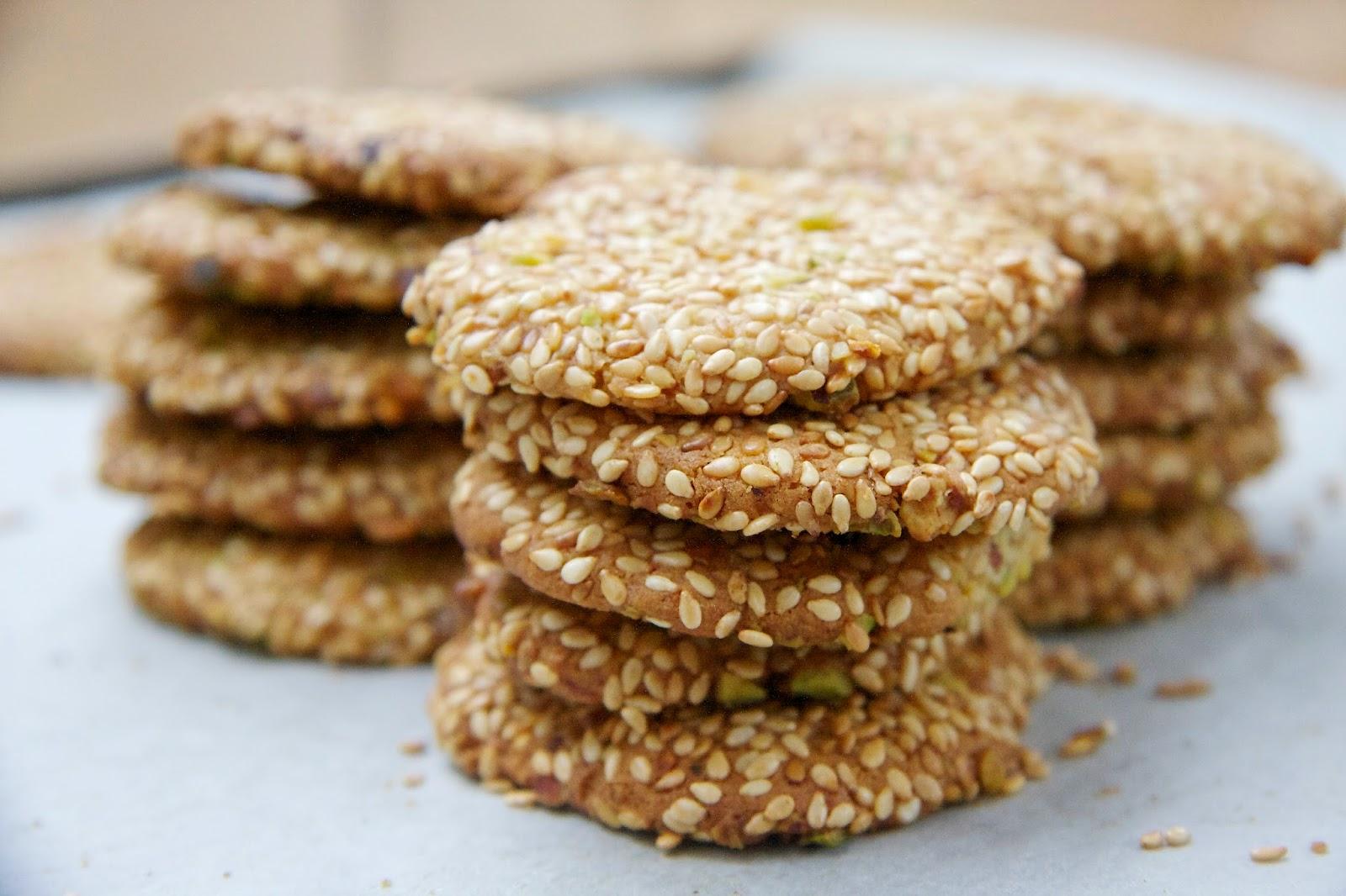 Italian sesame seed cookie recipes