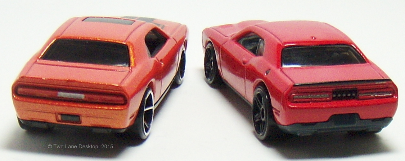 Two Lane Desktop Hot Wheels 2015 Dodge Challenger Srt