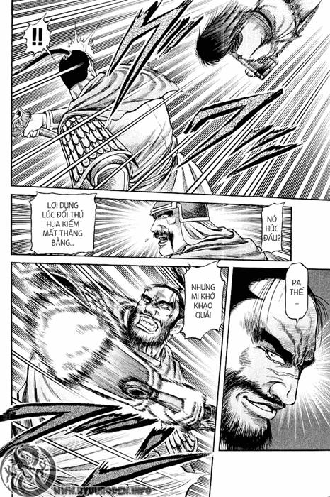 Chú Bé Rồng - Ryuuroden chap 56 - Trang 25