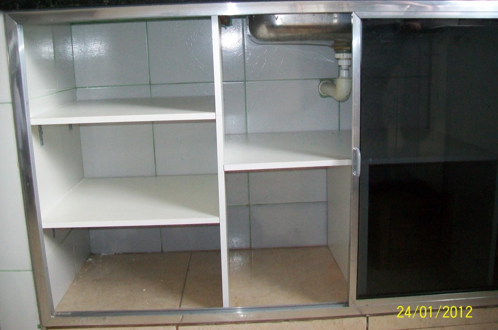 Aparador Barato Blanco ~ MÓVEIS PROVEN u00c7AIS BH Armário embutido de cozinha