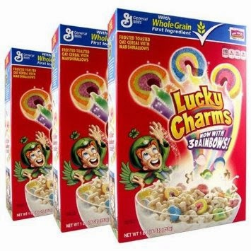 Lucky Charms selber machen und Frühstück aufpeppen