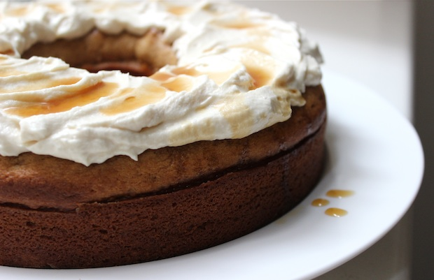 Milk & Mode: Maple Bundt Cake