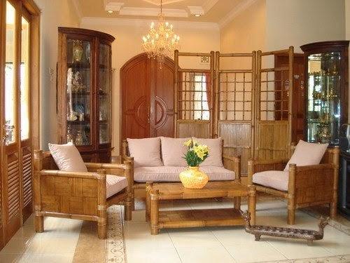 Bamboo Interior Furniture Design Ideas