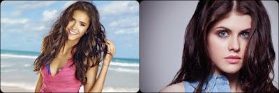 Nina Dobrev y Alexandra Daddario entre las candidatas para protagonizar 'Los vigilantes de la playa'. MÁS CINE. Noticias. Making Of.