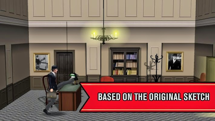 The Ministry of Silly Walks apk game