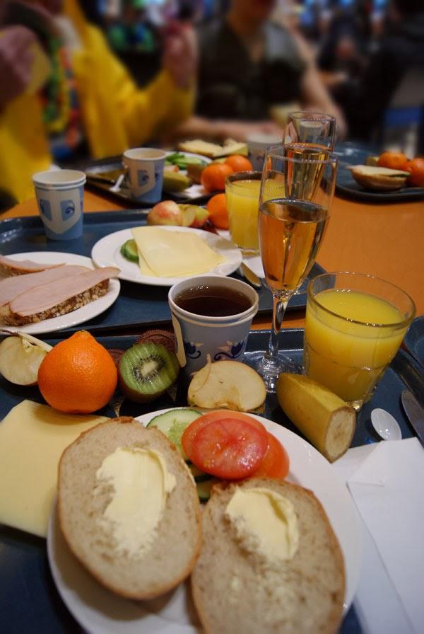 Abien aamiainen