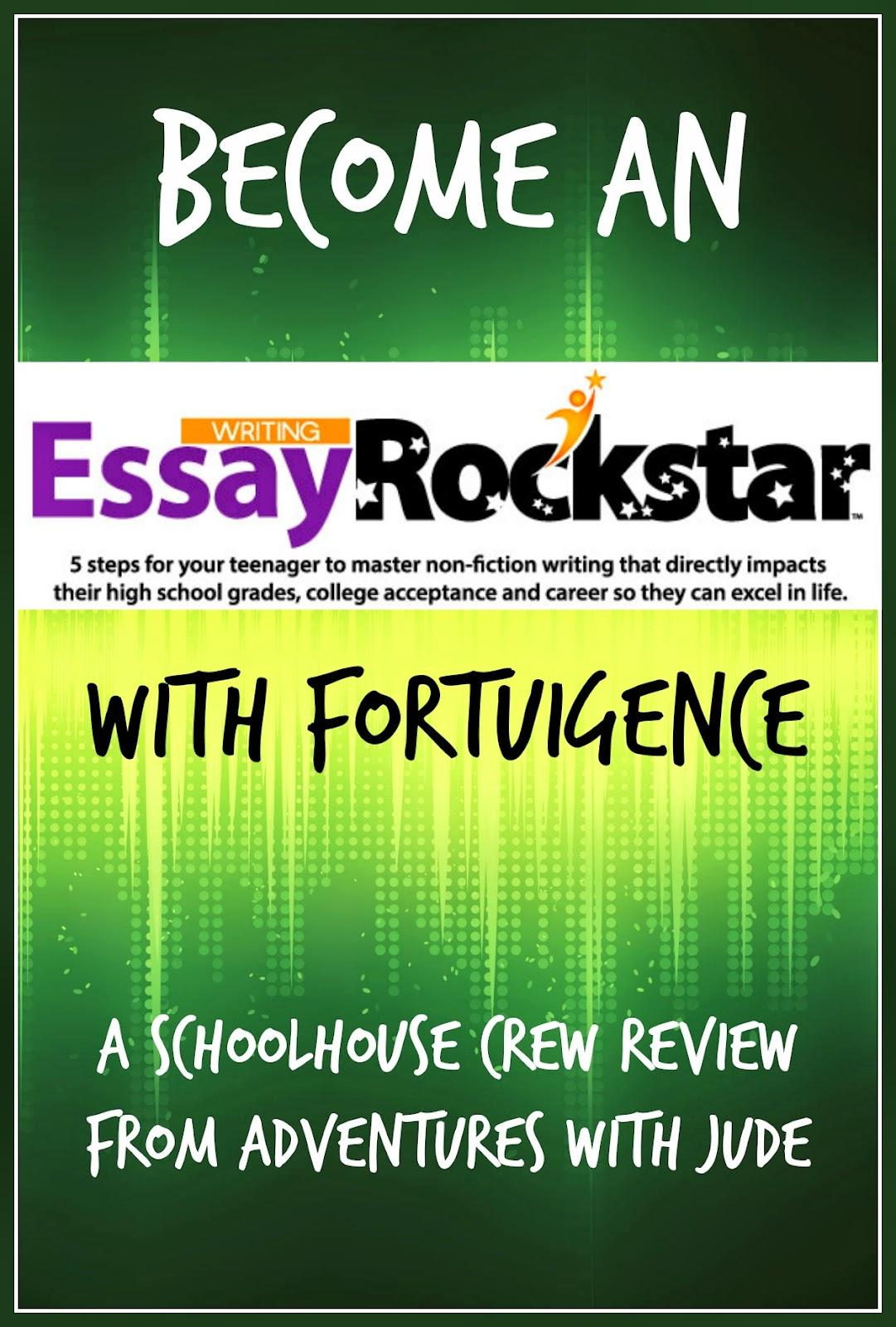 Review of Fortuigence's Essay Rock Star