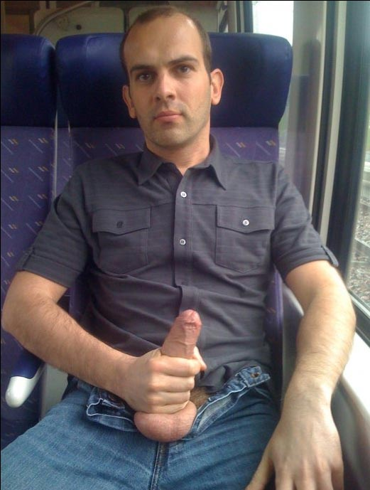 amateur beur gay exhib train