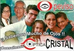 Opeviso y Óptica Cristal