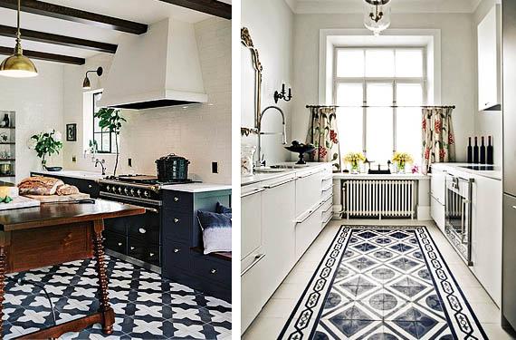 Persiguiendoaeva azulejos retro - Azulejos suelo cocina ...