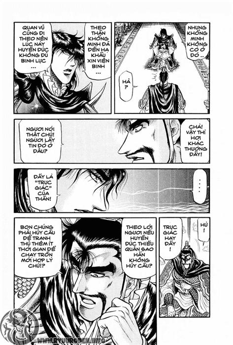 Chú Bé Rồng - Ryuuroden chap 26 - Trang 36
