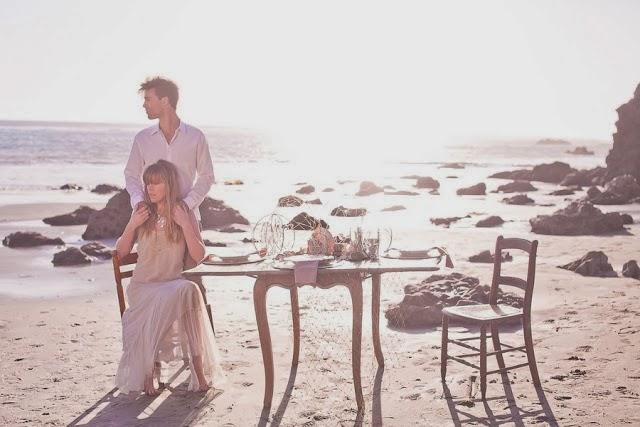 Preboda en la Playa. Un Recuerdo Precioso.