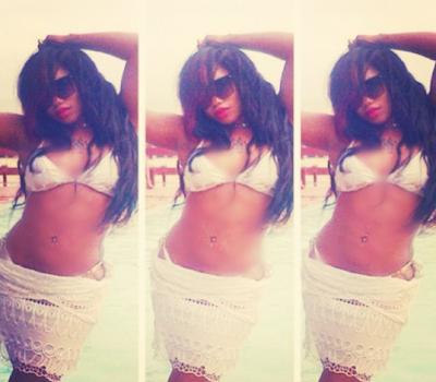 Tiannah styling's Toyin lawani Bikini Body