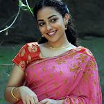 Nitya Menon in Saree