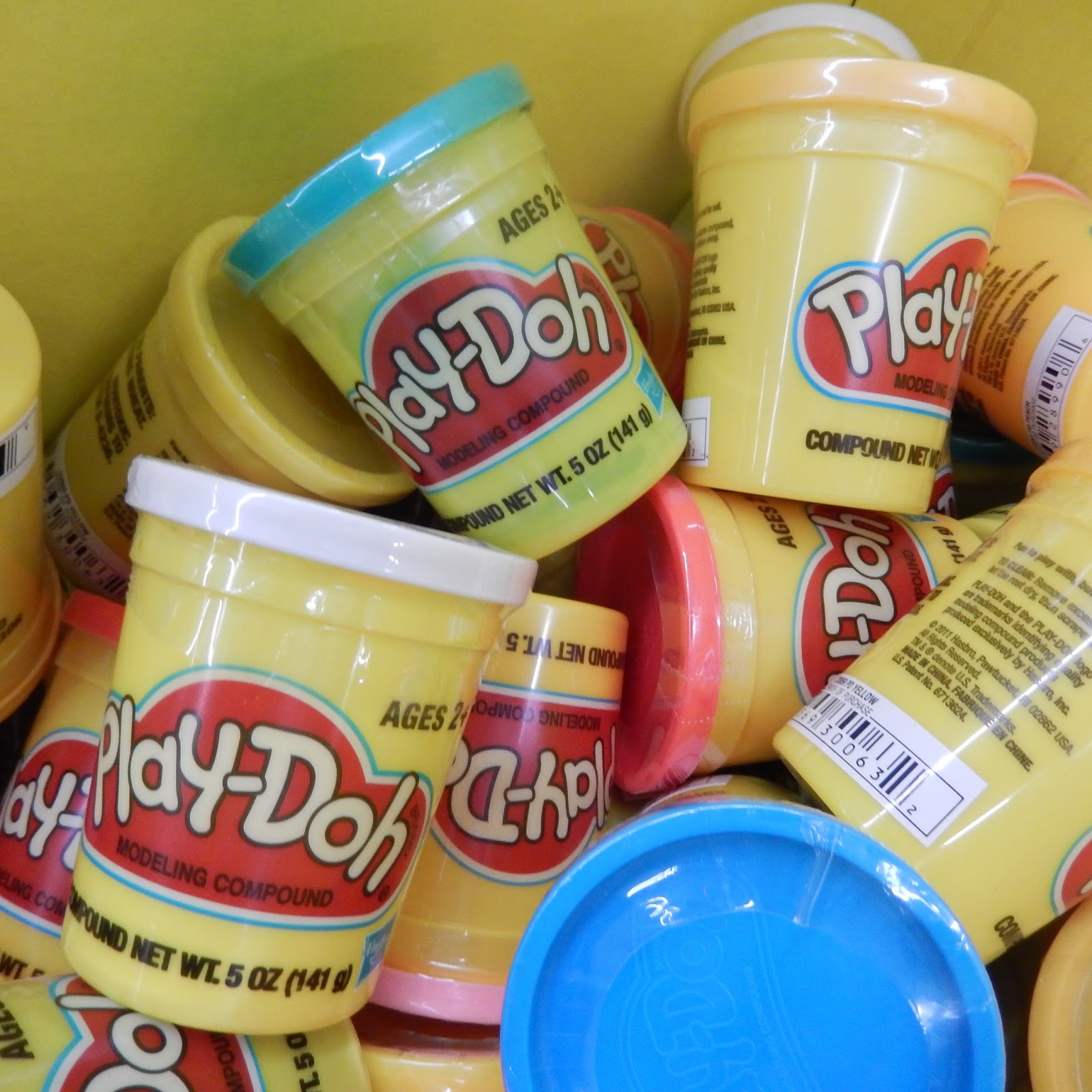 Play Doh didn't begin as a type of modeling compound or art and craft material at all. In the early part of the 1900's, it was used as a wall cleaner, ...