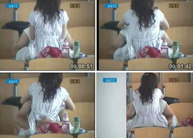 Em maio de 2011, um casal de estudantes foi filmado fazendo sexo em