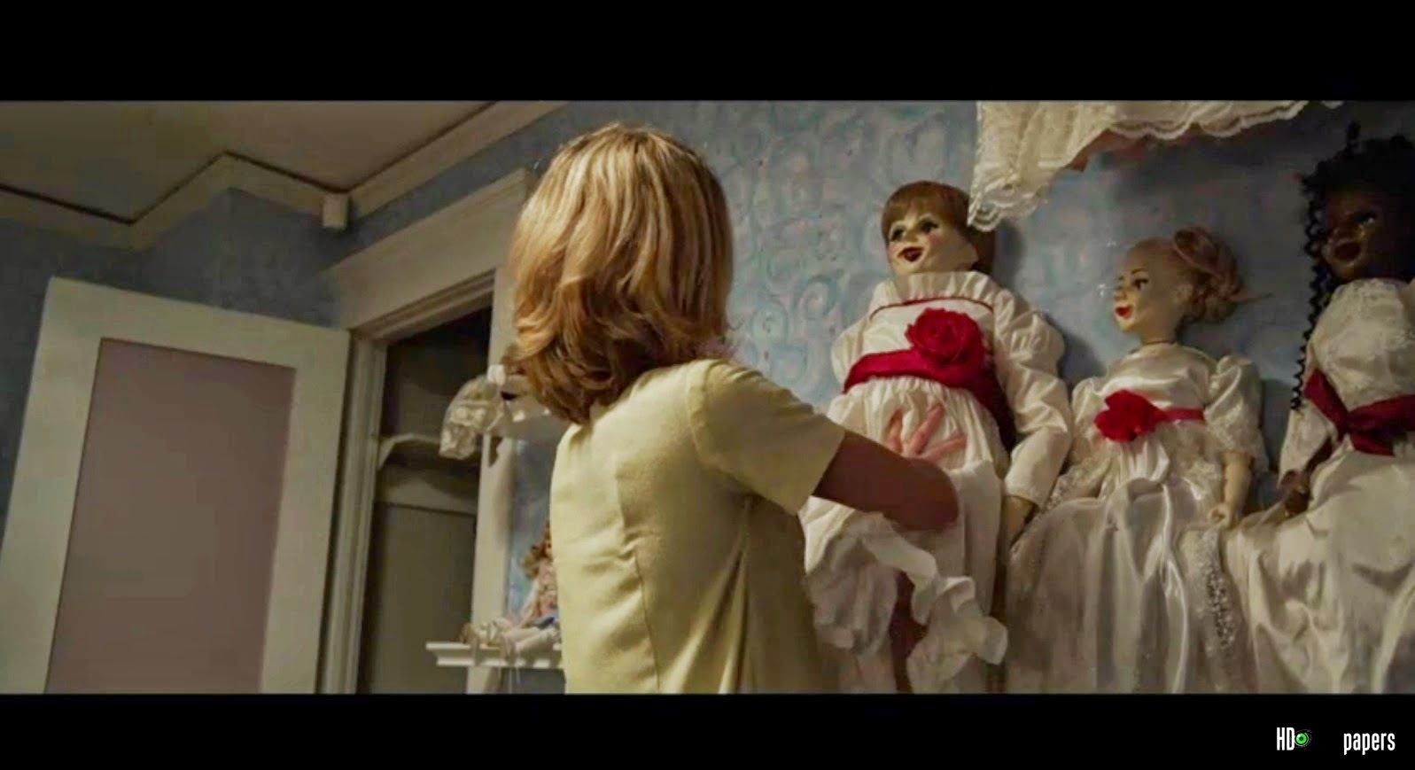 Screenhype Annabelle 2014 Review