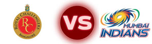 RCB vs MI