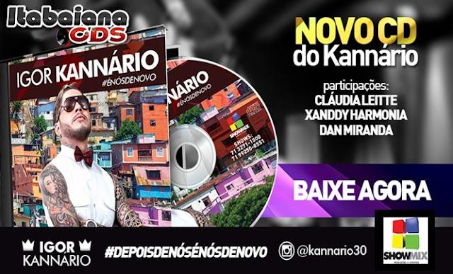 Baixar - Igor Kannário - Novo CD