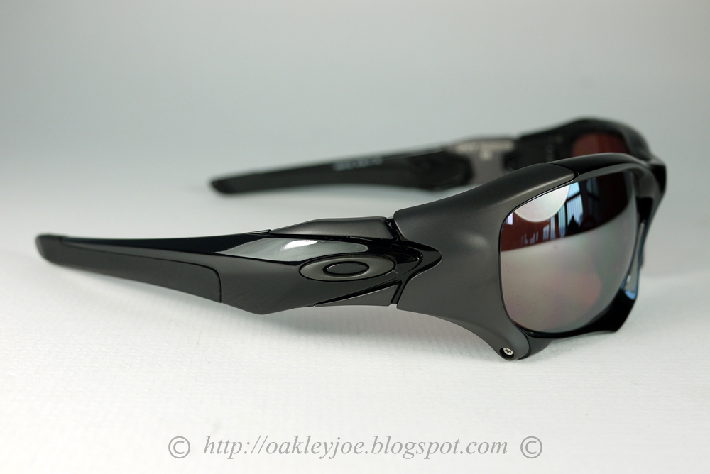 oakley sunglasses singapore  OO9137 02+Pit+Boss+II+polished+black+++vr28+++black+iridium+oakley+joe+(4)