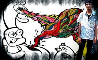 Mural, Graffiti ,lukisan ~ SEPUTAR MATA CIPUYY INDONESIA