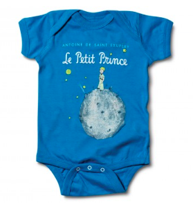 TOMS Marketplace Out of Print Le Petit Prince Onesie