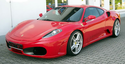 Ferrari F430 Side Wallpaper HQ