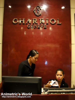 Charriol boutique at Resorts World