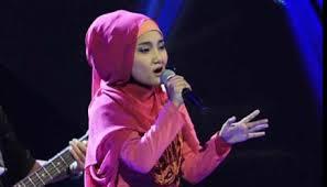 Video:Fatin Shidqia Lubis - Girl On Fire - X Factor Indonesia