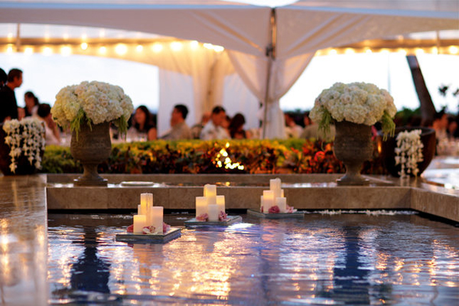 Pool Wedding Decoration Ideas gorgeous pool decorations for weddings Inread Invented By Teads
