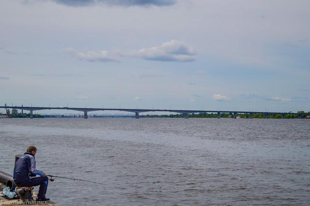 Путешествия: река Кама фото