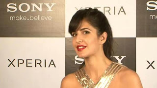 Katrina Kaif at the Sony Experia event