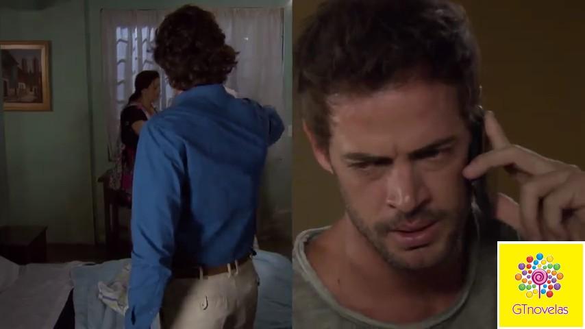 Baño De Tina Para Embarazadas:Úrsula se entera por Hernán y Macario que Estrechita (Laura Carmine
