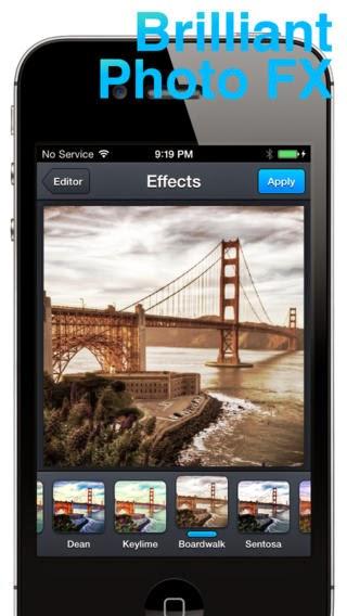 تطبيق مجاني لتزين وتحسين وتعديل الصور للأيفون والايباد Pic Stitch 4.2 iOS