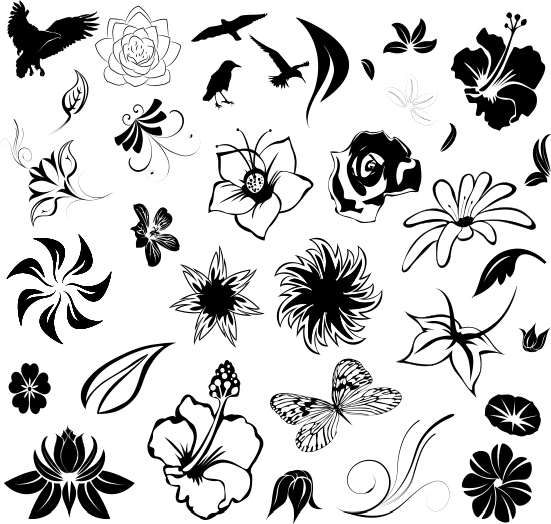 Flower tattoo designs flower designs for tattoos