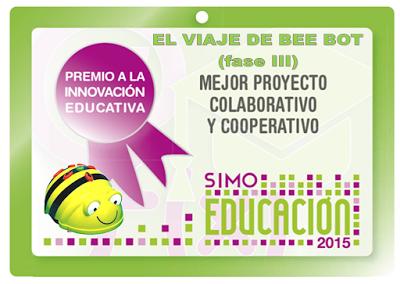 Premiado en SIMO EDUCACION 2015