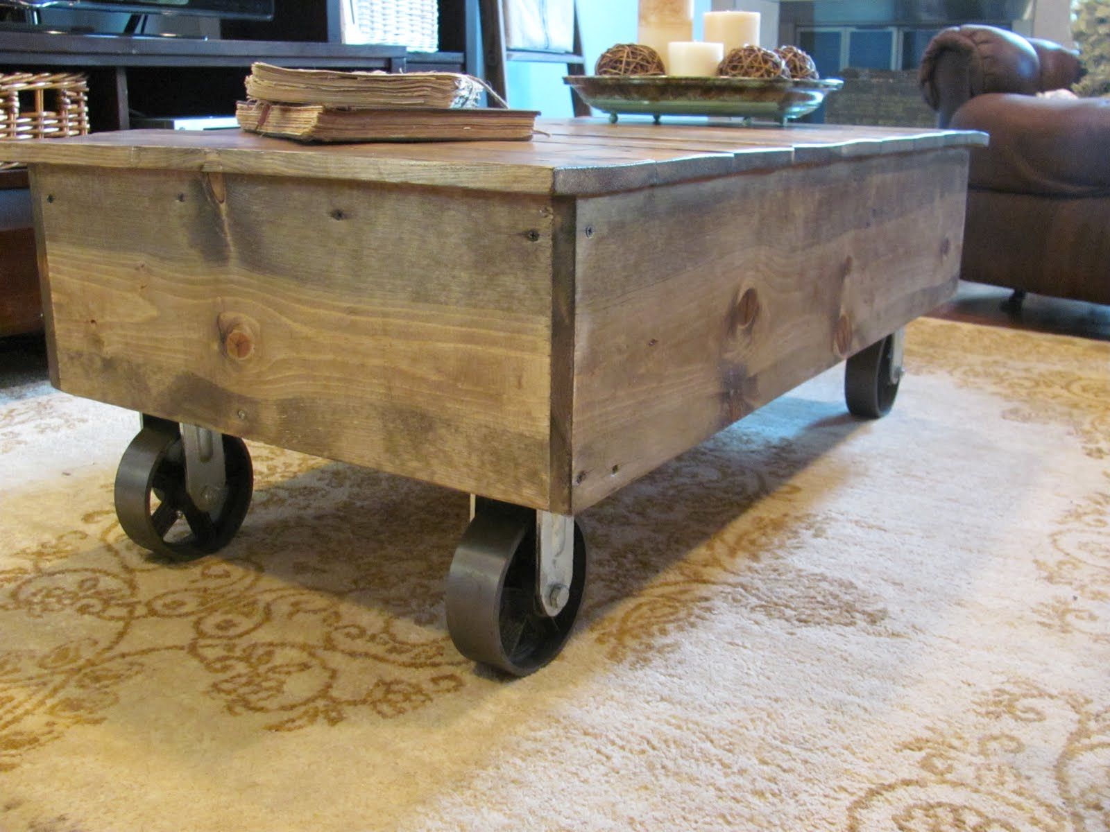 Pdf Diy Coffee Table On Casters Plans Download Coffee