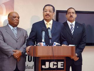La JCE y partidos entran en etapa crucial de comicios