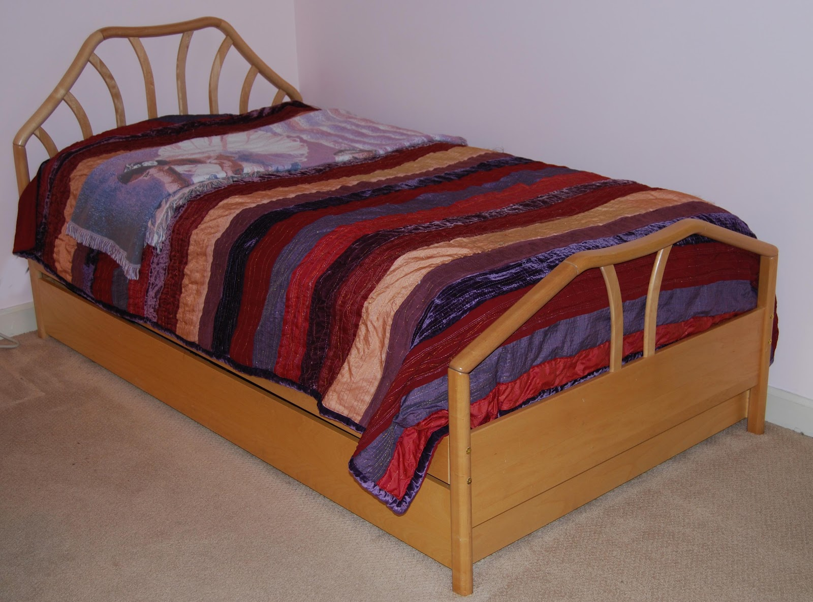 Furniture for sale for 2 twin beds for sale