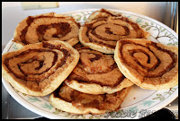 http://foodiefelisha.blogspot.com/2012/11/healthy-cinnamon-roll-pancakes.html